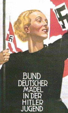 Propaganda para alistarse al ejército.