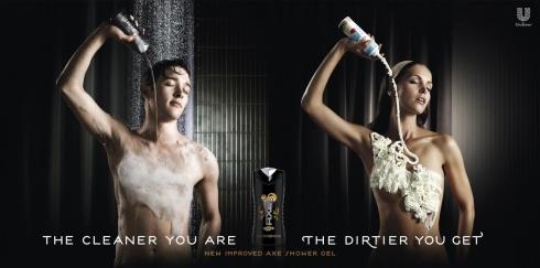 Dimitri Daniloff - Axe Shower Gel - Cream